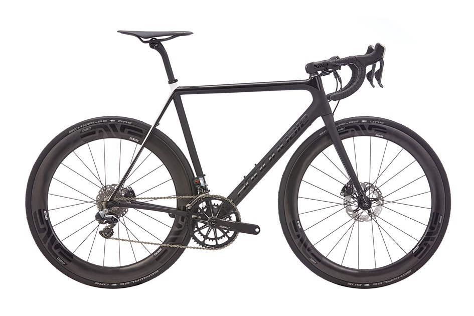 SUPERSIX EVO DISC BLACK INC.