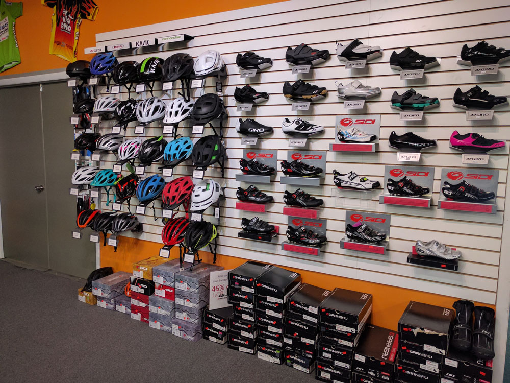 Shoe Assessment- Check Shoe size and cleat placement